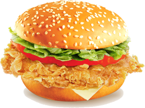 187. Chicken Burger