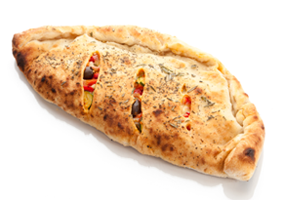 283. Chef's Special Calzone